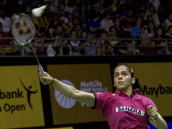 Saina Nehwal has slipped to 3rd