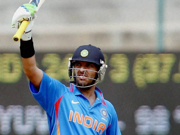 Yuvraj will play for Delhi this year. He was bought for a record Rs 16 crores