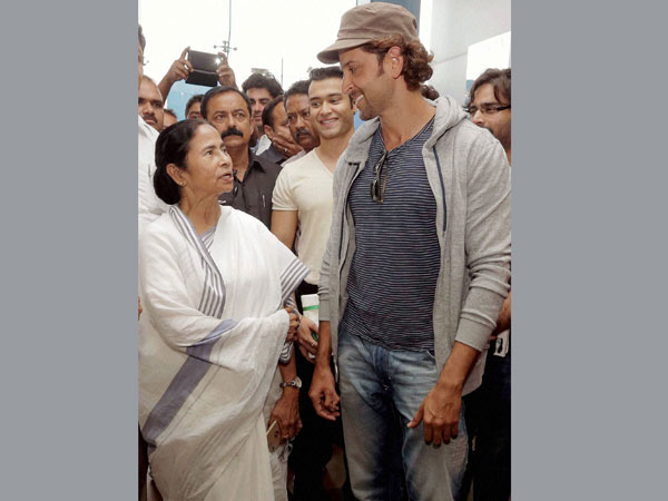 IPL opening Ceremony: Hrithik meets Didi