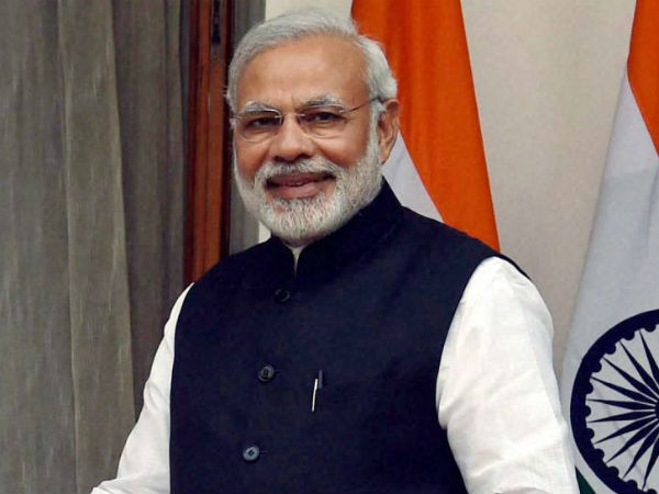 Narendra Modi praises small businesses