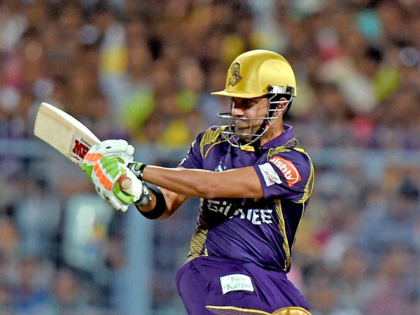 Gambhir also felt a 'strong earthquake'