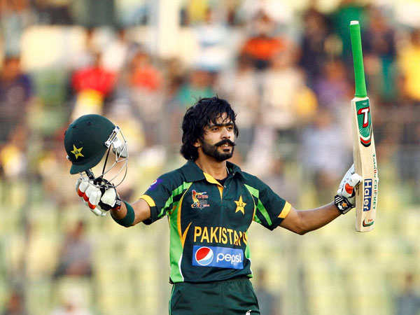 File picture of Fawad Alam