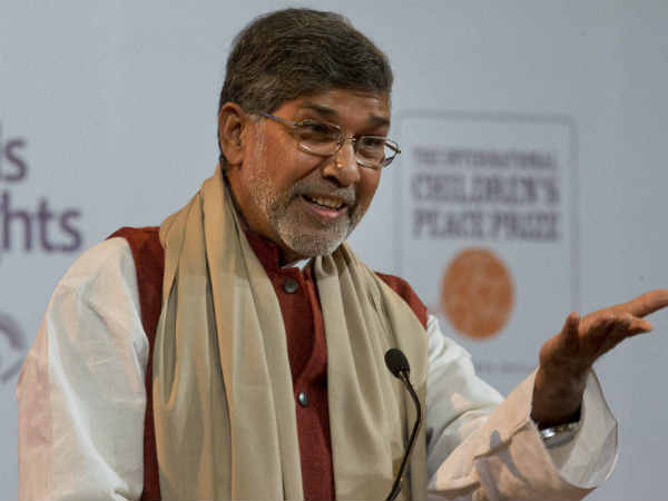 Satyarthi bats for Child Labour Bill