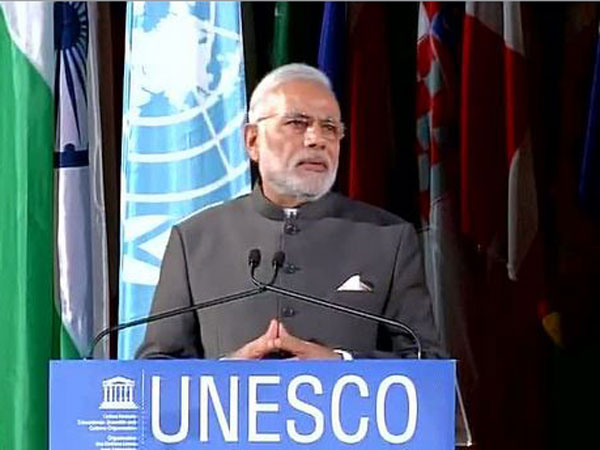 Highlights: What PM Modi said at UNESCO