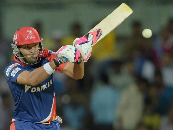 Yuvraj Singh failed in the opening game, scoring just 9