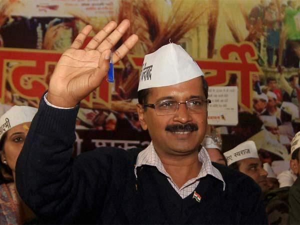 Arvind Kejriwal announces compensation for farmers, says will fulfill all poll promises.