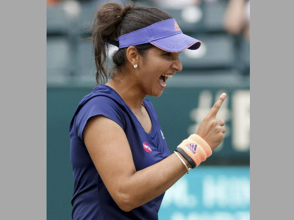 Sania Mirza ranked No.1 in womens doubles