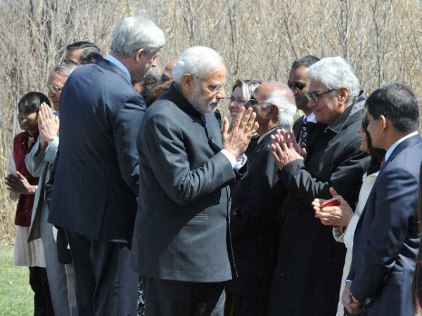 'Modi's three-nation tour positive'