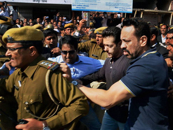 2002 hit-and-run case: Salman's SUV wasn't speeding, it skid due to tyre burst, claims defence.