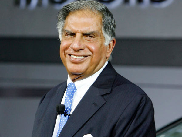 Support Narendra Modi, don't get disillusioned: Ratan Tata tells India Inc