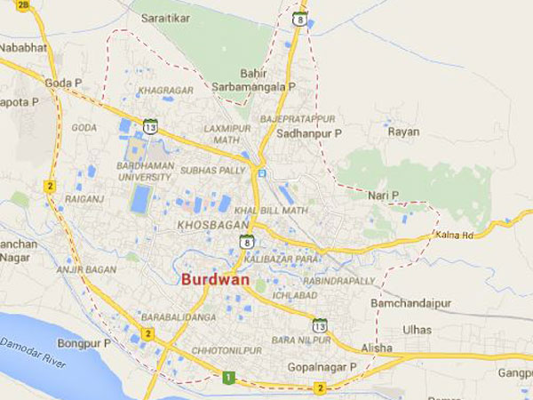 Burdwan: Confession of a bomb maker