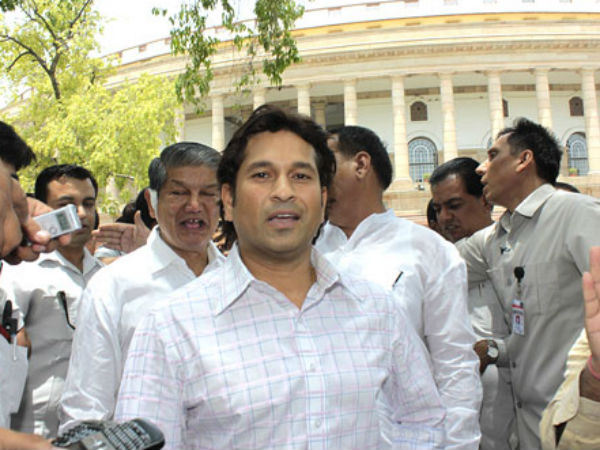 Sachin declares commercial interests