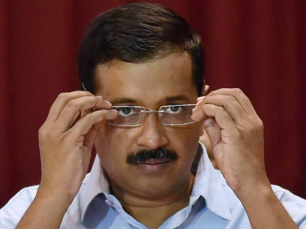 BJP MP lashes out at Arvind Kejriwal, calls AAP an 'anarchist party'.