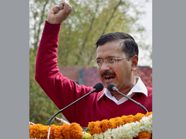 Arvind Kejriwal to address rally