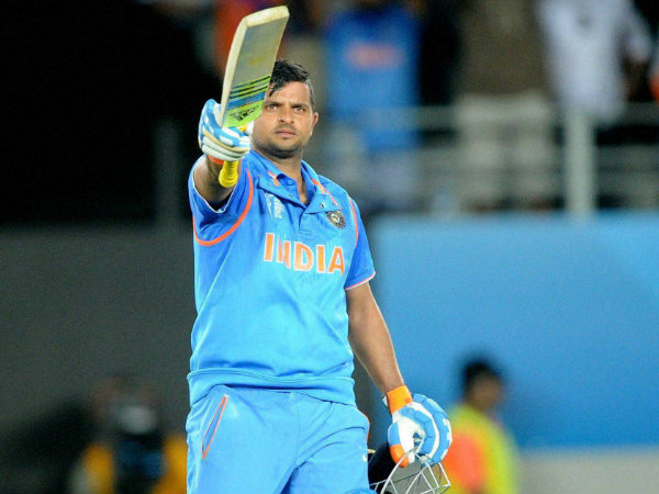 Suresh Raina co-owner of UP hockey franchise in HIL