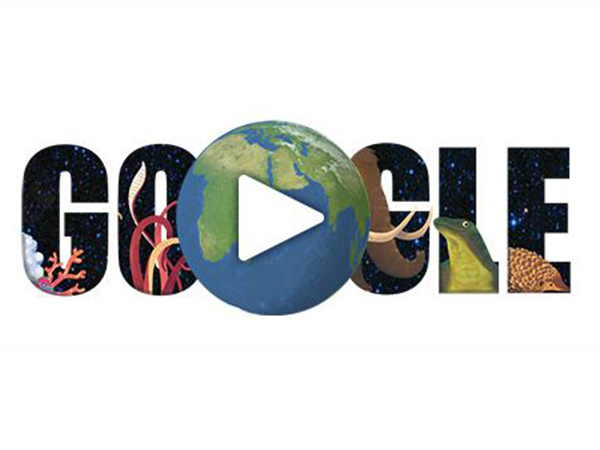 Earth Day 2015: Google celebrates with a doodle, asks which animal are you .