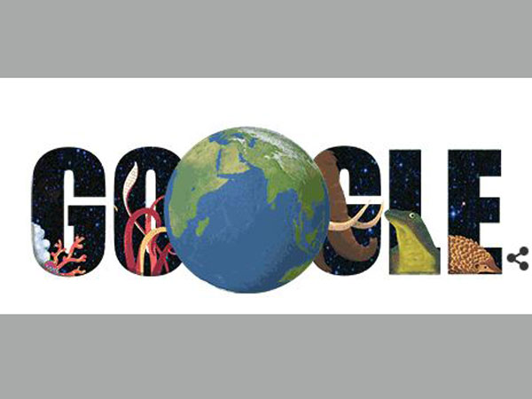 Earth Day 2015: Google celebrates with a doodle, asks which animal are you.