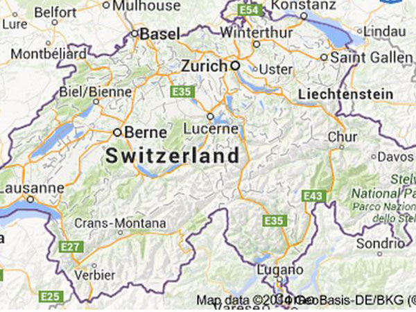 Switzerland is happiest country: Survey