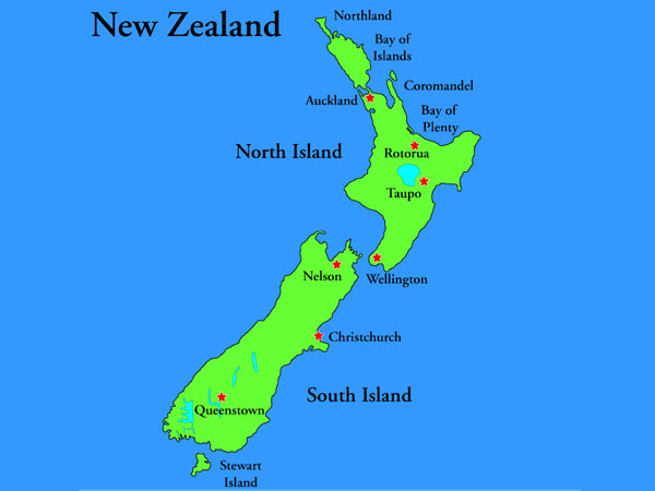 Quake jolts New Zealand