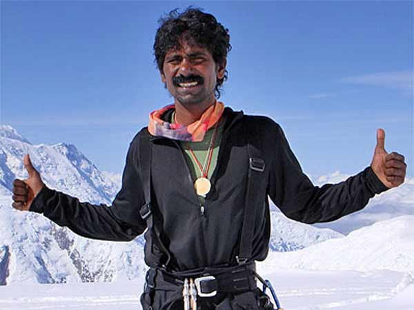 Mastan Babu's body arrives home