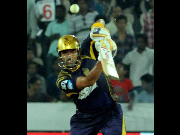 Robin Uthappa's 'first experience' of earthquake