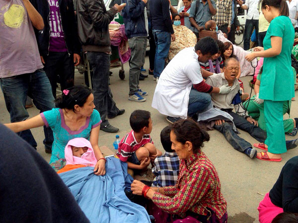 125 Indians stranded in Nepal