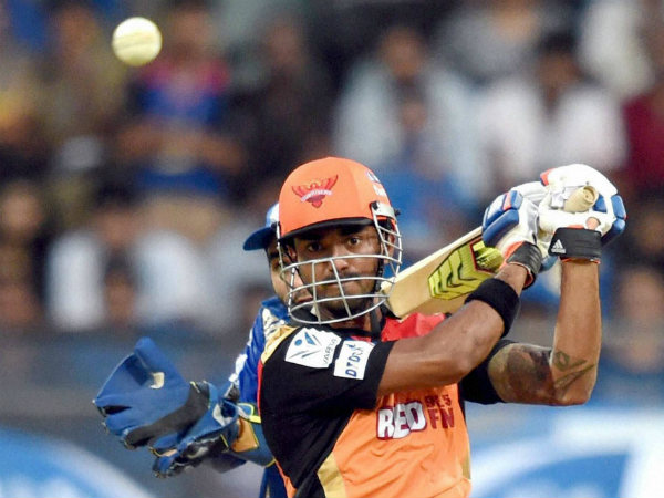 File photo of KL Rahul in action at IPL 2015