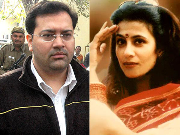 Convicted Manu Sharma gets hitched!
