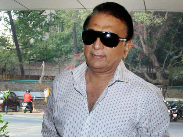Sunil Gavaskar was BCCI's president for IPL last year