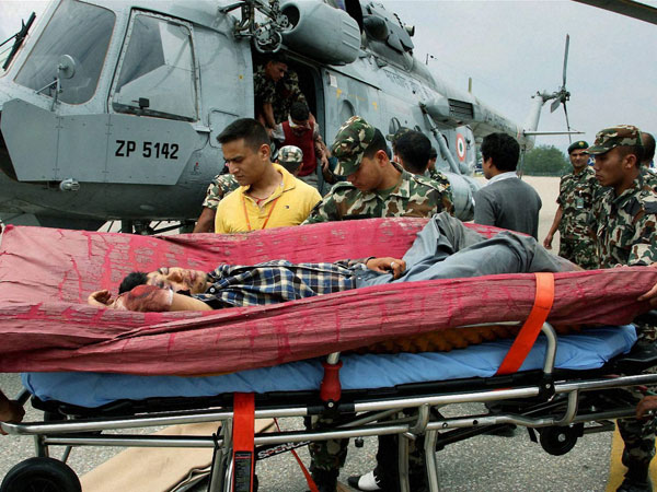 US praises India for helping Nepal