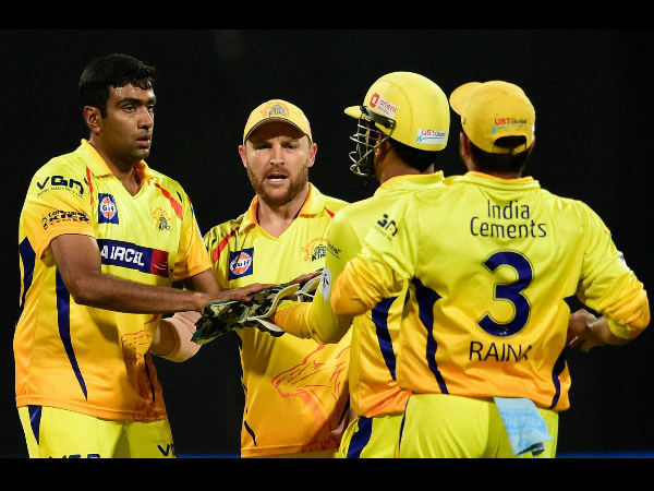 CSK back to top of the table