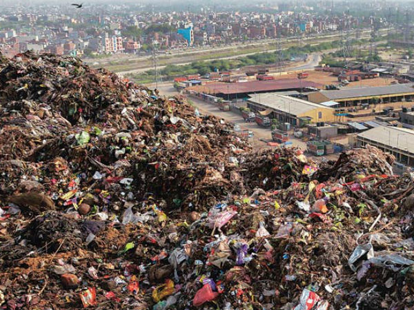Rs 5,000 fine for burning wastes in open
