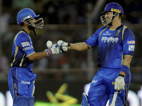 Rahane-Watson are Rajasthan's biggest hope in IPL