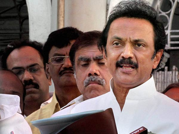 'Any possible alliance with DMDK will be announced by DMK chief Karunanidhi'.