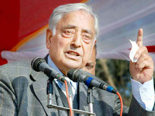 Mufti promises action against Geelani