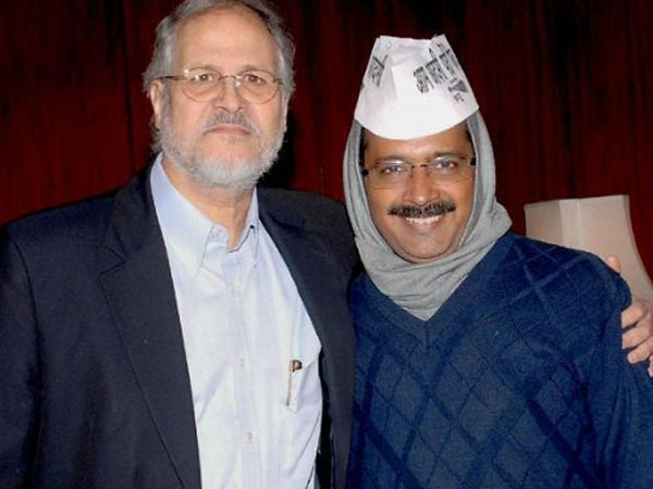 Jung and Kejriwal on collision course