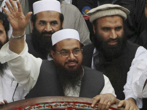 'Lakhvi is innocent' remark: BJP slams Hafiz Saeed, says this confirms JuD chief mastermind of 26/11.