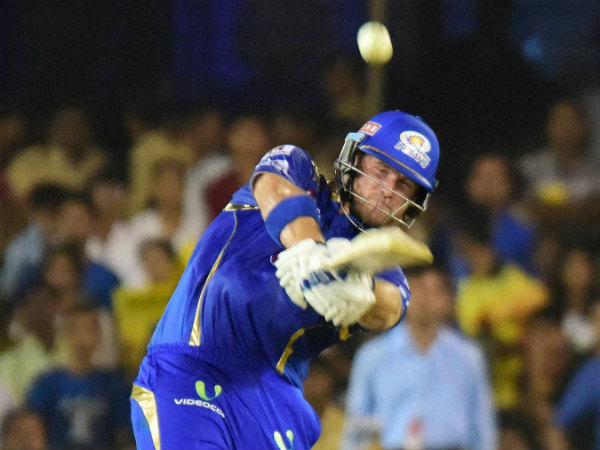 File picture of Corey Anderson batting during IPL 2015