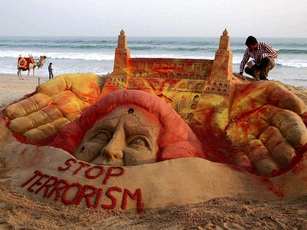 Terrorism threat to humankind: India