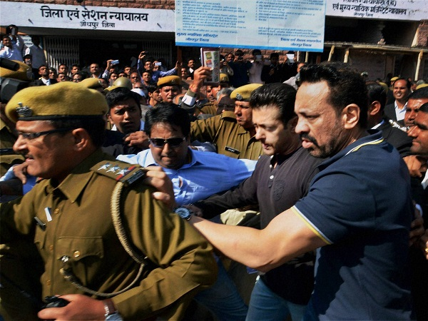 Eye witness prays for Salman Khan