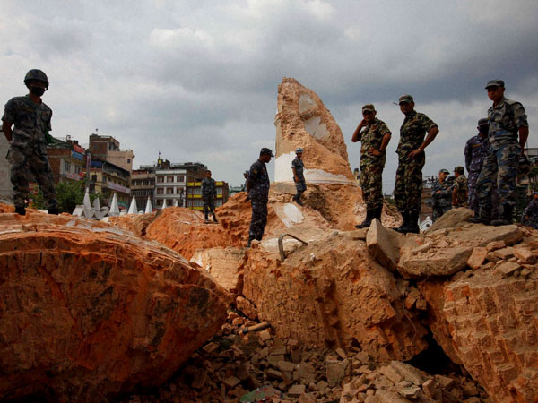 US-Indians raise fund for Nepal