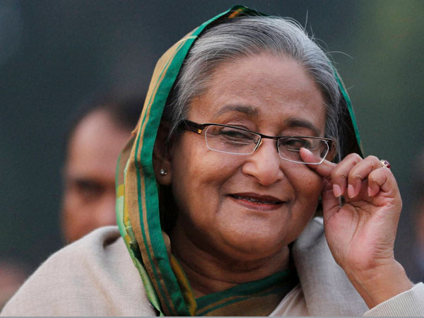 Hasina thanks Tripura CM for LBA