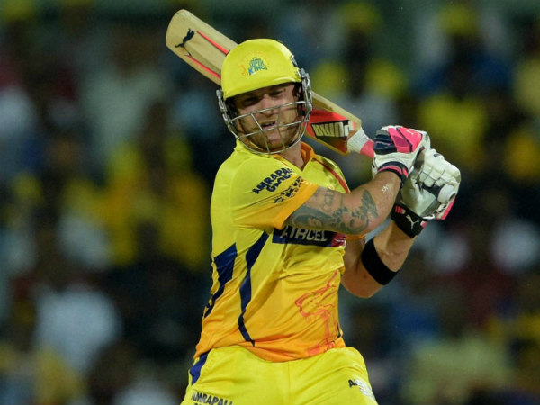 CSK will look again for a brisk start from Brendon McCullum