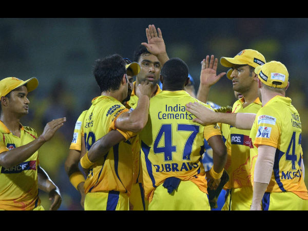 CSK finished the league as No. 1