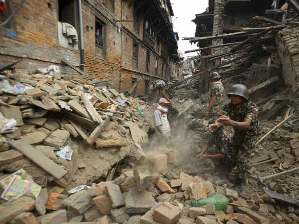Repeated aftershocks pose serious threat to Nepal glaciers.