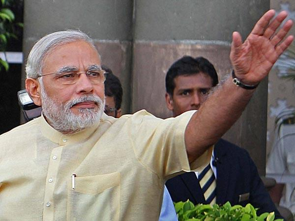 Narendra Modi to visit Mathura on NDA's first anniversary: Sources.