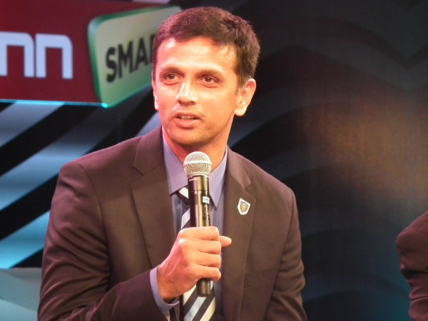 Let the boards decide on the series, says Dravid