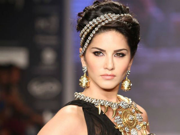 Trouble for Sunny Leone: Actress booked for alleged distribution of online porn.
