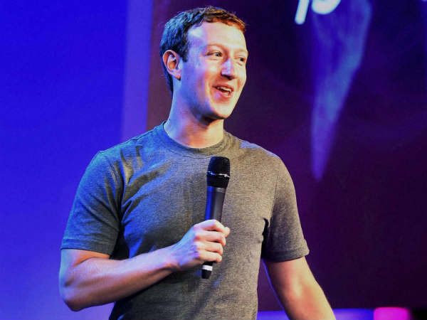 Why is Zuckerberg always seen in this gray t-shirt?