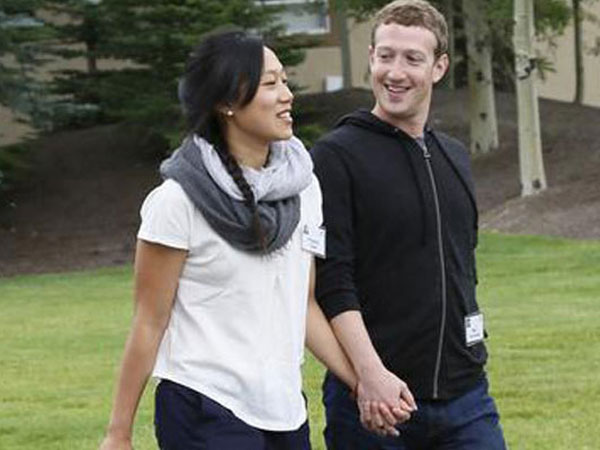 Zuckerberg can anything for his wife